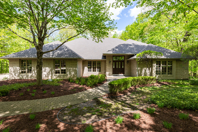 Frankfort Single Family Home For Sale: 1029 South Butternut Circle