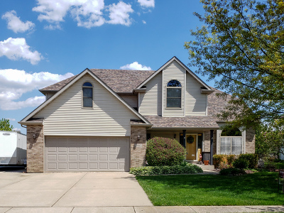 Channahon Single Family Home For Sale: 26817 South Kimberly Lane