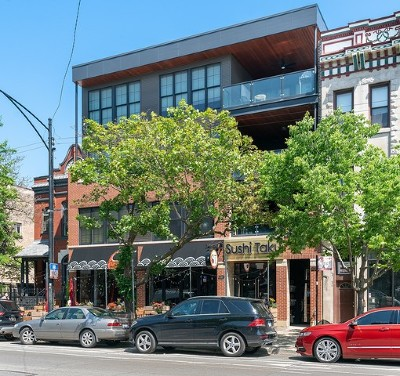 Condo/Townhouse For Sale: 1904 West Division Street #2N