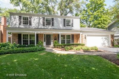 Wheaton Single Family Home For Sale: 1356 South Main Street