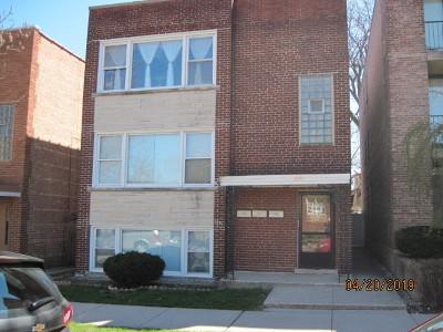 Multi Family Home For Sale: 5439 North Artesian Avenue