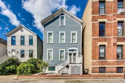 Single Family Home For Sale: 328 West Willow Street