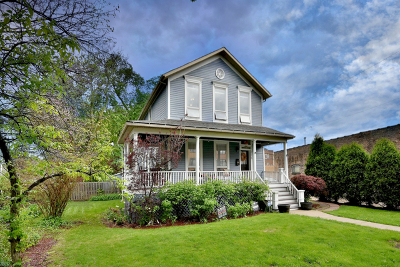 Oak Park Single Family Home For Sale: 115 South Ridgeland Avenue