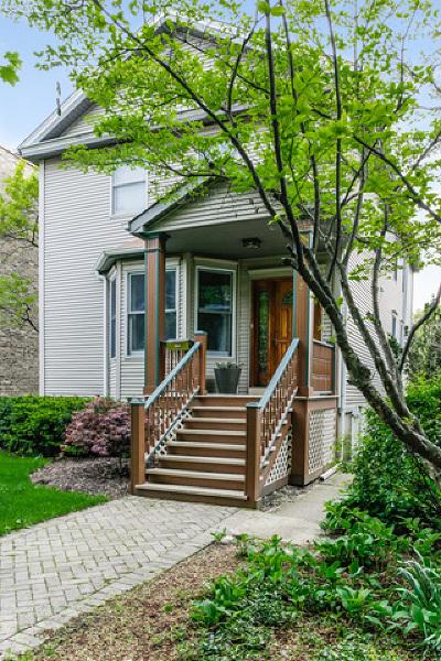 Single Family Home For Sale: 5238 North Magnolia Avenue