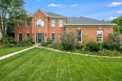 Oswego Single Family Home For Sale: 472 Burr Oak Drive