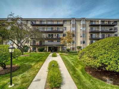 Morton Grove Condo/Townhouse For Sale: 8640 Waukegan Road #228
