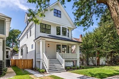 Oak Park Single Family Home For Sale: 831 South Harvey Avenue