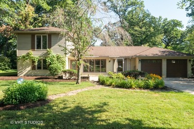 Oak Brook Single Family Home For Sale: 134 Greenleaf Drive