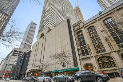 Condo/Townhouse For Sale: 111 East Chestnut Street #27K
