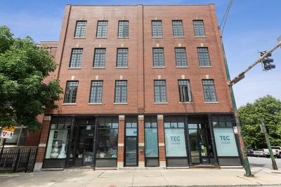 Condo/Townhouse For Sale: 636 North Racine Avenue #2N