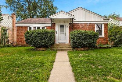 Skokie Single Family Home For Sale: 4031 Dobson Street