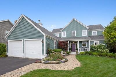 Grayslake Single Family Home New: 1347 Osage Orange Road