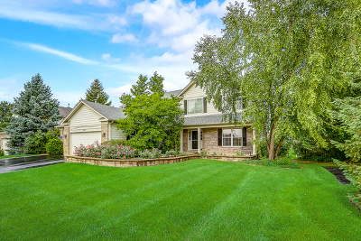 Wauconda Single Family Home For Sale: 1499 Sutton Circle