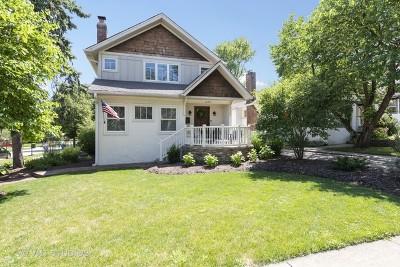 Glen Ellyn Single Family Home For Sale: 423 Taylor Avenue