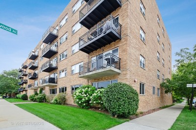 Condo/Townhouse For Sale: 2525 West Bryn Mawr Avenue #304