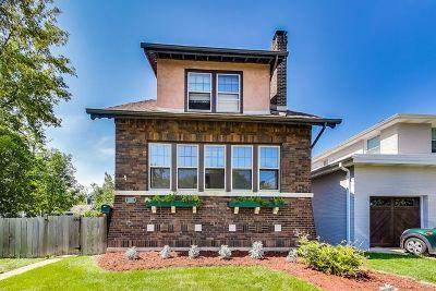 Brookfield Single Family Home For Sale: 3856 Woodside Avenue