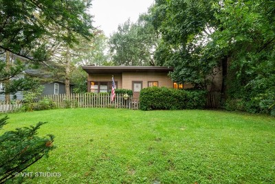 Barrington Single Family Home Price Change: 636 North Hough Street