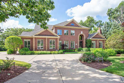 Burr Ridge Single Family Home For Sale: 20 Ashton Drive