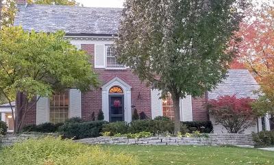 Glen Ellyn Single Family Home For Sale: 726 Lenox Road