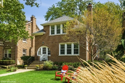 Single Family Home For Sale: 2305 Lawndale Avenue