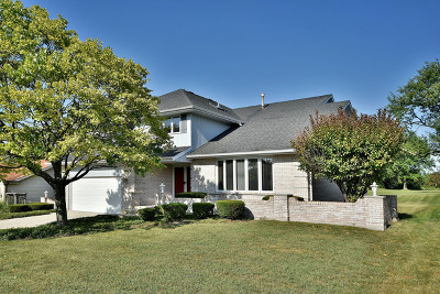 Darien Single Family Home For Sale: 8429 Creekside Lane