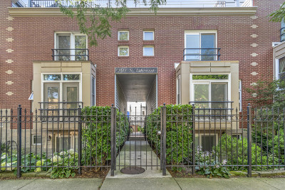 Condo/Townhouse For Sale: 3618 North Lakewood Avenue #F