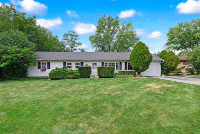 Hinsdale Single Family Home For Sale: 5724 South Thurlow Street
