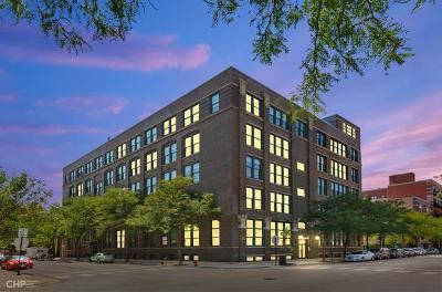 Condo/Townhouse For Sale: 1327 West Washington Boulevard #4E