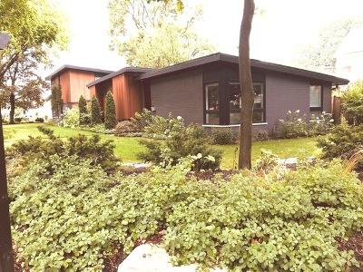 Single Family Home Price Change: 1720 Washington Street