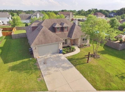 Morris Single Family Home For Sale: 2014 Oak Forest Drive