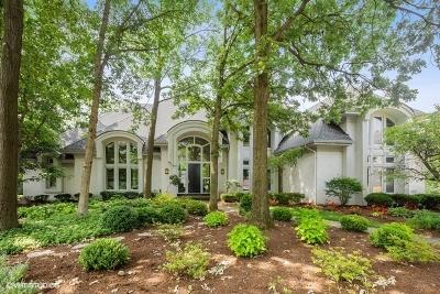 Burr Ridge Single Family Home For Sale: 8370 Fars Cove