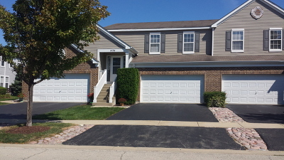 Plainfield Condo/Townhouse For Sale: 1434 Westhampton Drive #1434