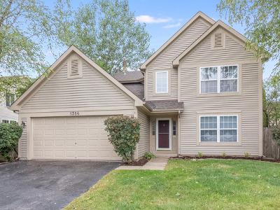 Aurora Single Family Home For Sale: 1384 Roxbury Drive