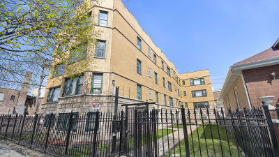 Chicago Multi Family Home For Sale: 6315 South Artesian Avenue