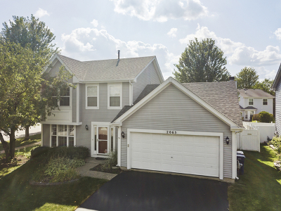 Naperville Single Family Home Price Change: 2063 Schumacher Drive