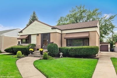 Westchester Single Family Home For Sale: 1870 Mayfair Avenue
