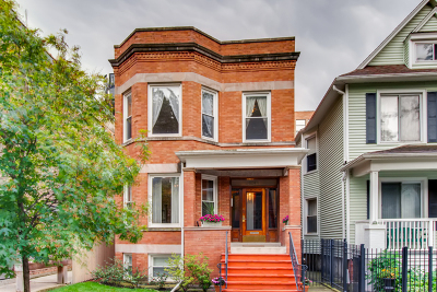 Multi Family Home For Sale: 1831 West Newport Avenue