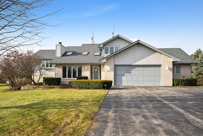 Oswego Single Family Home For Sale: 6127 Dover Court