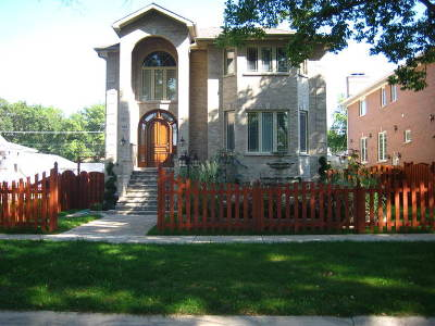 Des Plaines Single Family Home For Sale: 1785 South Cora Street