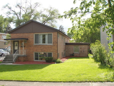 Downers Grove Single Family Home For Sale: 5008 Florence Avenue
