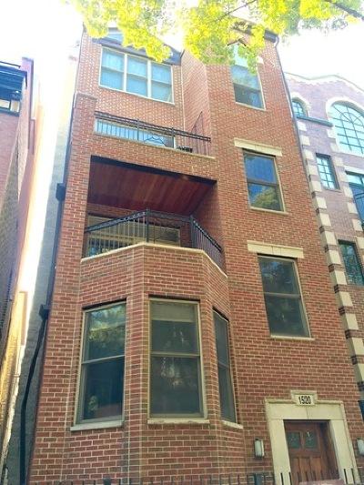 Condo/Townhouse For Sale: 1520 North Cleveland Avenue #1