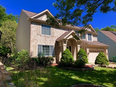Grayslake Single Family Home Price Change: 1107 Popes Creek Circle
