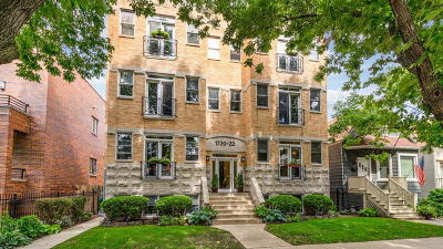 Andersonville Condo/Townhouse For Sale: 1720 West Berwyn Avenue #1E