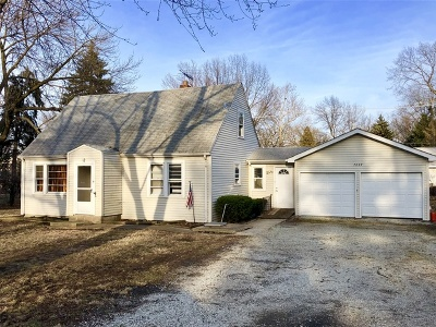 Burr Ridge Single Family Home For Sale: 7229 Hamilton Avenue