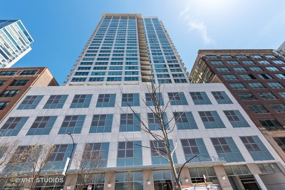Condo/Townhouse For Sale: 701 South Wells Street #3401