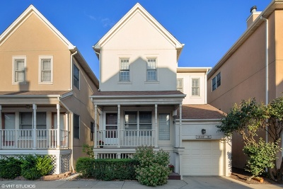 Single Family Home For Sale: 1800 West Diversey Parkway #K