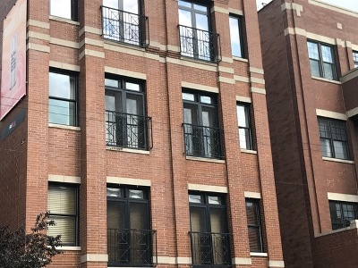 Condo/Townhouse For Sale: 2911 North Halsted Street #3