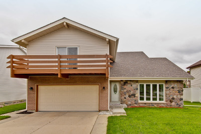 Addison Single Family Home For Sale: 1267 North Foxdale Drive