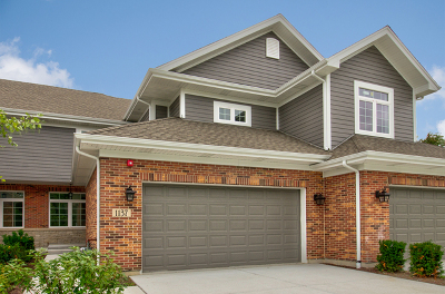Downers Grove Condo/Townhouse For Sale: 1137 Crystal Avenue