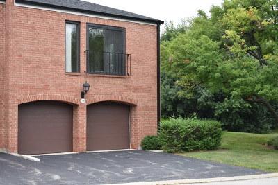 Oak Brook Condo/Townhouse For Sale: 19w206 Prince George Lane
